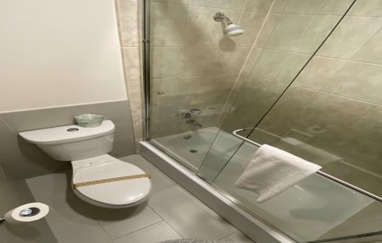 Castle Inn - Bathroom